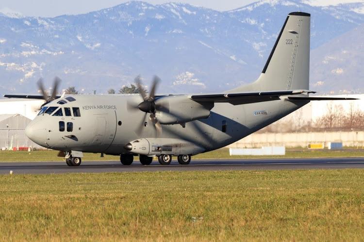 C-27J Kenya