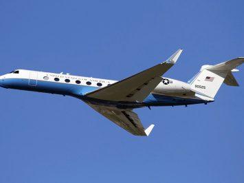 Gulfstream C-27B