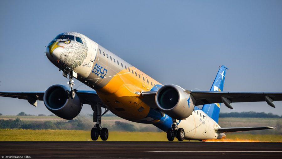 Belavia tambah tiga pesawat Embraer E195-E2