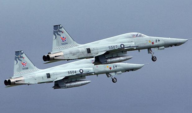 F-5E ROCAF