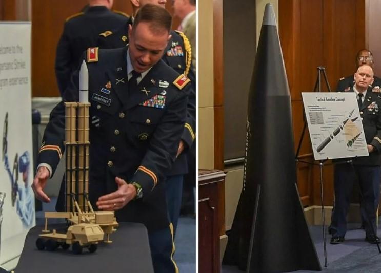 Long Range Hypersonic Weapon model