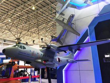 CN235 Gunship PTDI