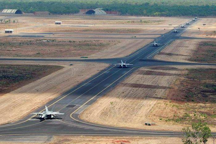 RAAF Base Tindal akan ditingkatkan untuk operasi 72 F-35A dan pembom jarak jauh