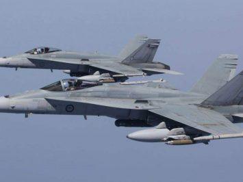 RAAF Squadron 75 Hornets
