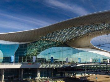 Terminal D Sheremetyevo SVO