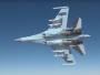 Panas, jet tempur Su-35 kejar F-16 Israel di atas Damaskus