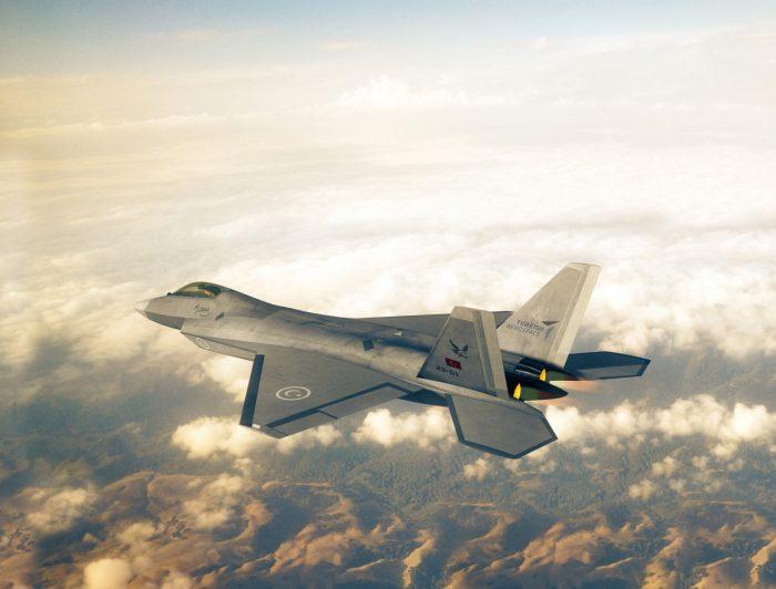 Jet tempur siluman Turki akan diproduksi mulai tahun 2033