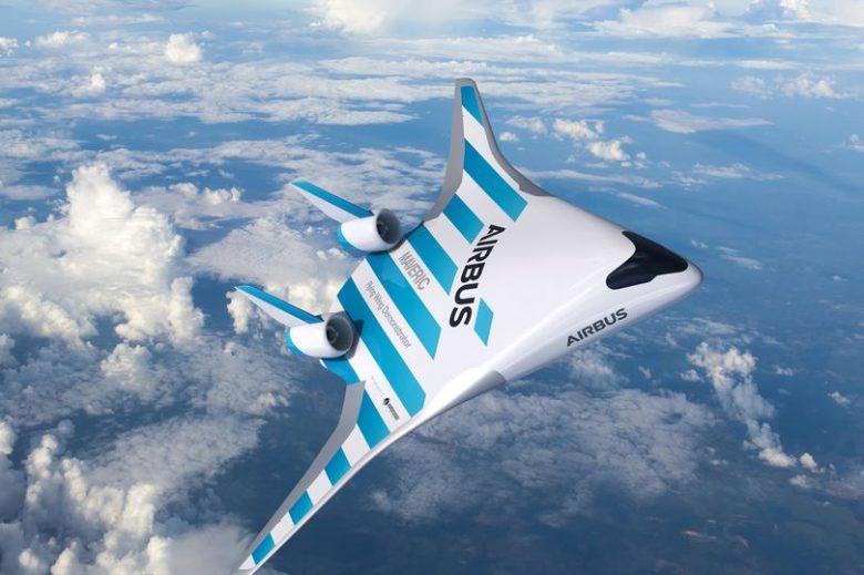 Model demonstrator Airbus MAVERIC muncul di Singapore Airshow 2020