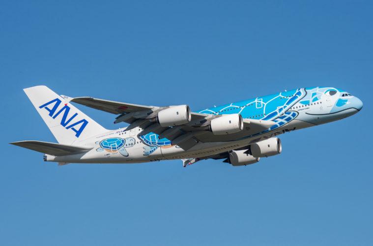 Tarik 777, mulai Juni ANA hanya gunakan A380 rute Tokyo – Honolulu