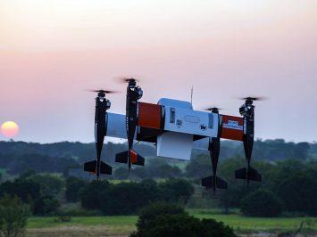 Bell kembangkan drone angkut serbaguna APT 70 untuk militer dan sipil