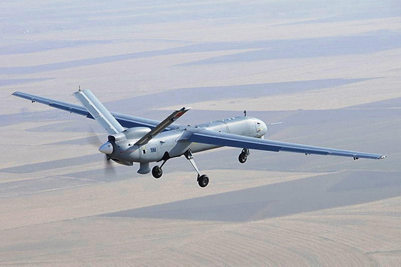 Turki ekspor enam drone Anka-S kepada Tunisia