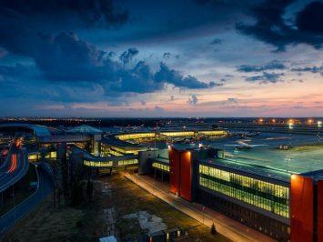 Bandara Sheremetyevo