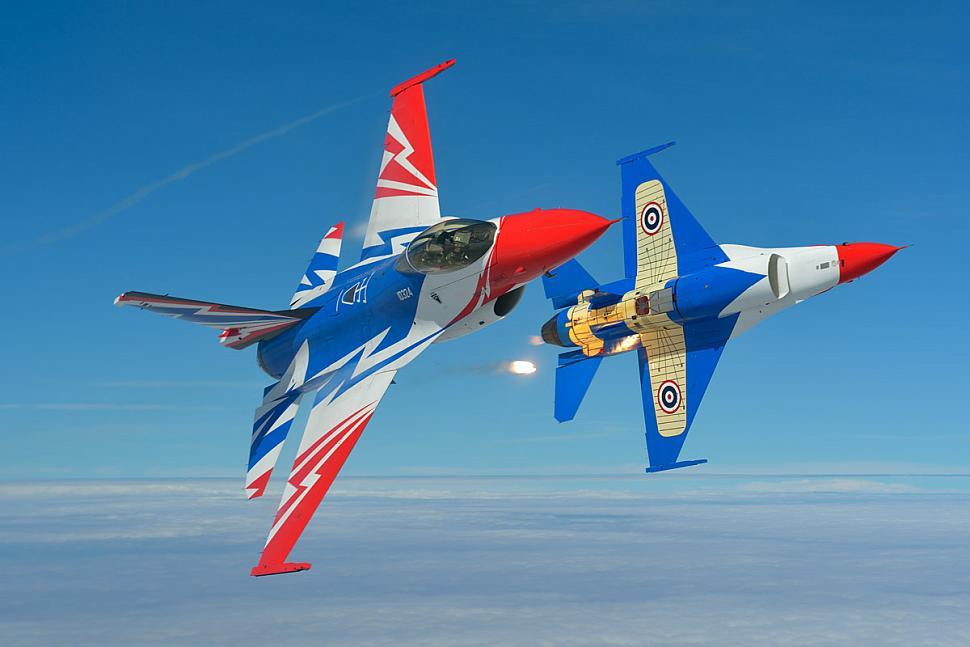 Angkatan Udara Thailand butuh 24 pesawat baru pengganti F-16