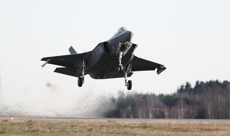 F-35A Norwegia