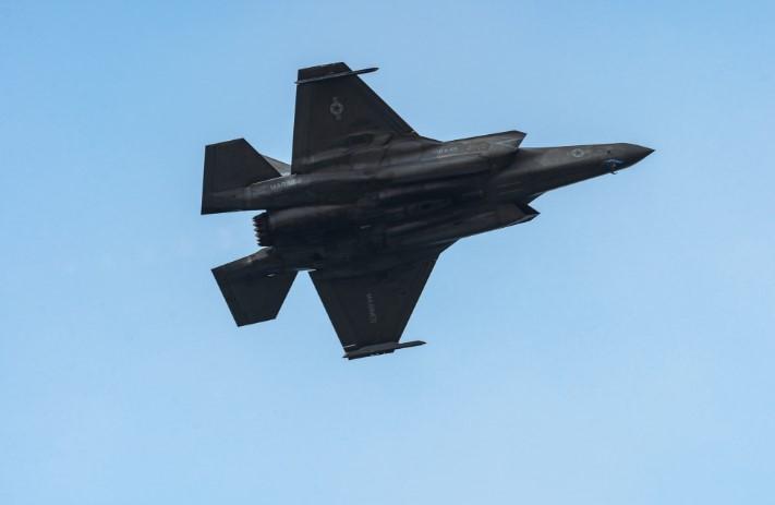 F-35B from Iwakuni at Cobra Gold 2020