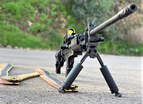 India borong 16.479 pucuk senapan mesin Negev NG7 dari Israel