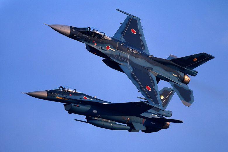 JASDF F-2