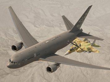 KC-46 and F-15I
