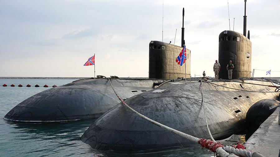 Rusia siapkan pengembangan kapal selam nuklir generasi kelima