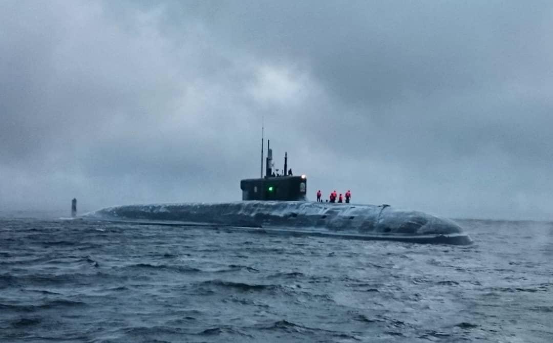 Kapal selam Knyaz Vladimir dan fregat Admiral Kasatanov dikirimkan tahun ini