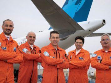 pilot uji Kru Airbus A330neo
