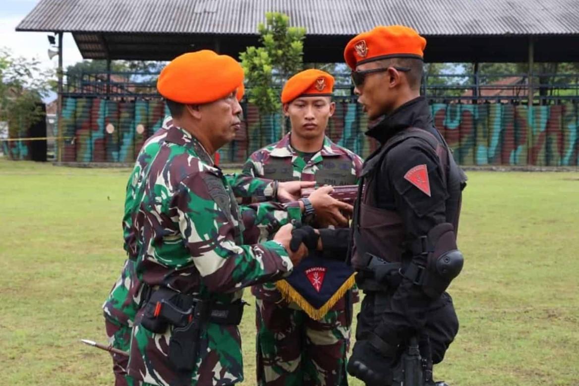 Kursus Pertempuran Jarak Dekat Paskhas lahirkan prajurit berkemampuan khusus