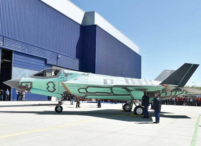 Leonardo F-35 FACO