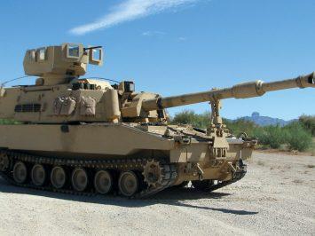 US Army pesan 48 set M109A7 SPH dari BAE Systems