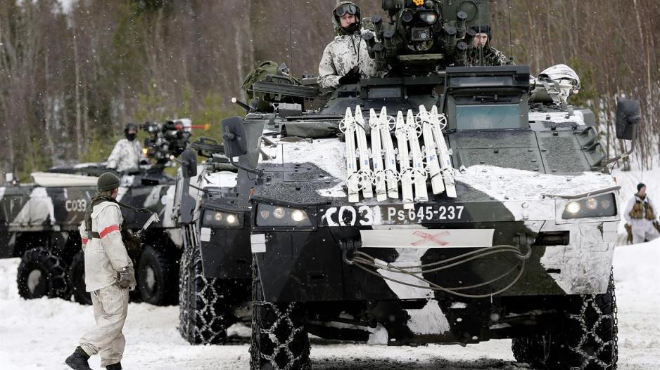 400 personel militer Finlandia batal ikut latihan Cold Response 2020