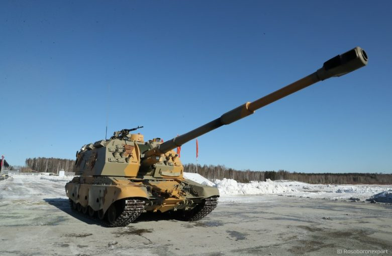 Msta-S SP Howitzer_rosoboronexport_airspace review