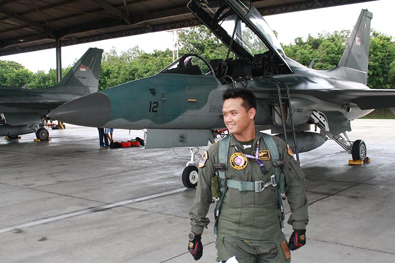 Penerbang baru T-50i_Airspace Review