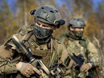 Rusia perlihatkan video latihan pasukan khusus paling rahasia