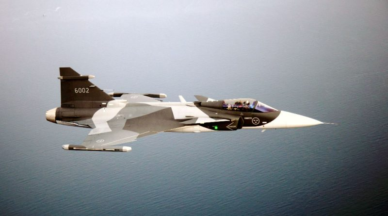 Saab Gripen E for Canada