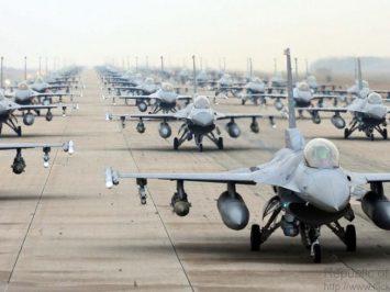 F-16 korea Selatan