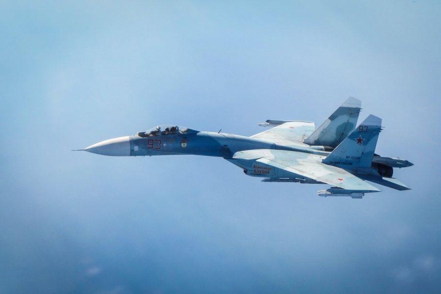 Su-27 Baltic Fleet