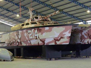 Tank Boat