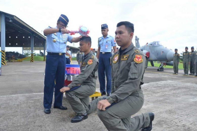 Terbang Solo Skadron Udara 1