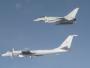 Eurofighter Typhoon Inggris 'kawal' penerbangan Tu-142 Rusia