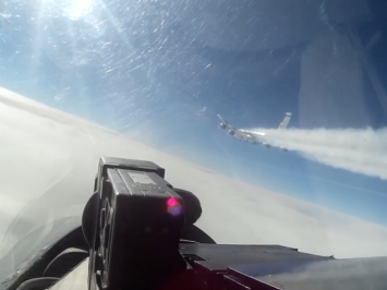 russian aircraft intercepted foreign plane