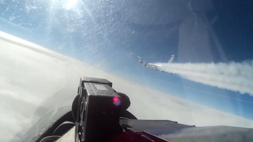 26 pesawat asing mengintai Rusia dalam satu pekan