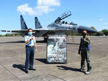 2000 jam terbang Kolonel Pnb David Ali HAmzah copy