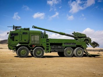 Elbit Systems akan pasok SPH kepada Pasukan Pertahanan Israel