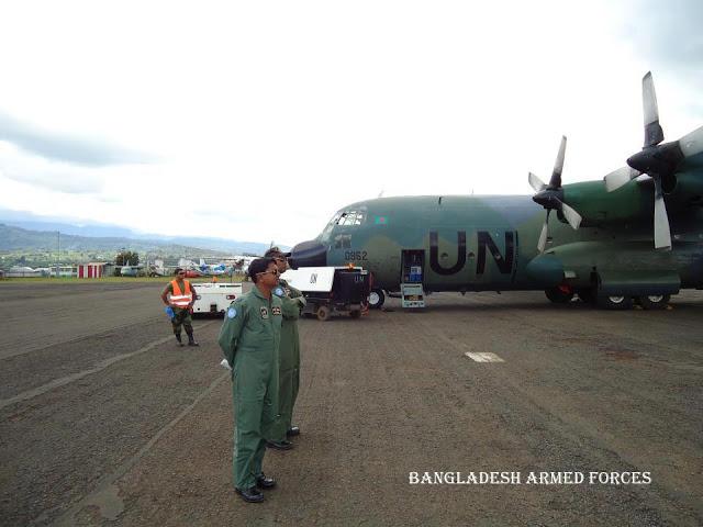 Bangladesh C-130