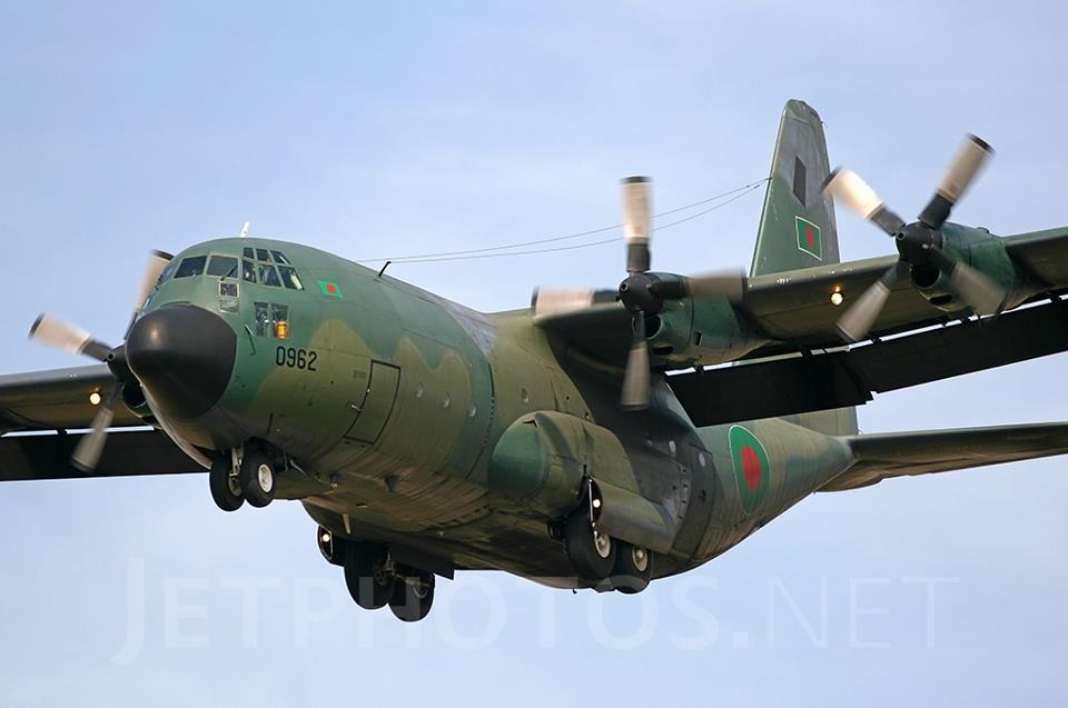 C-130J Bangladesh Air Force