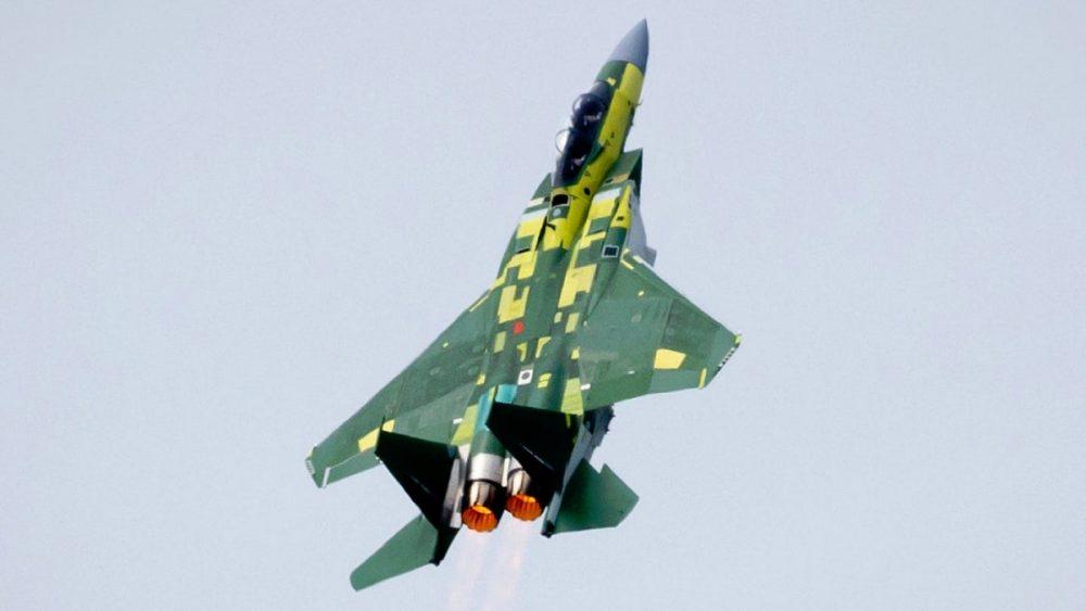 F-15QA Qatar_Boeing_airspace review