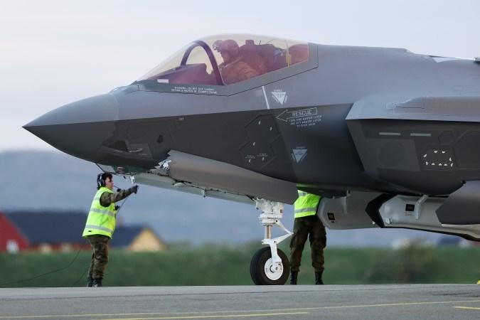 F-35A RNoAF_Norwegia