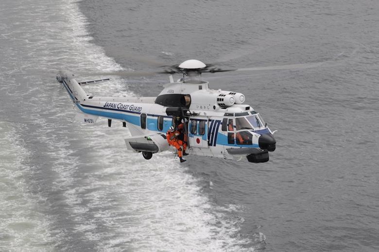 Puas dengan H225, Japan Coast Guard pesan tambahan dua unit