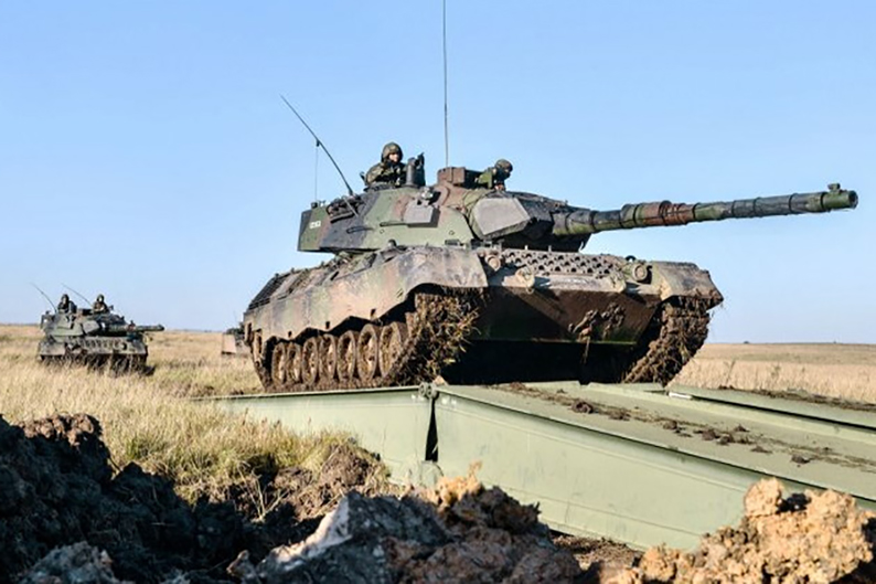 Leopard 1A5BR