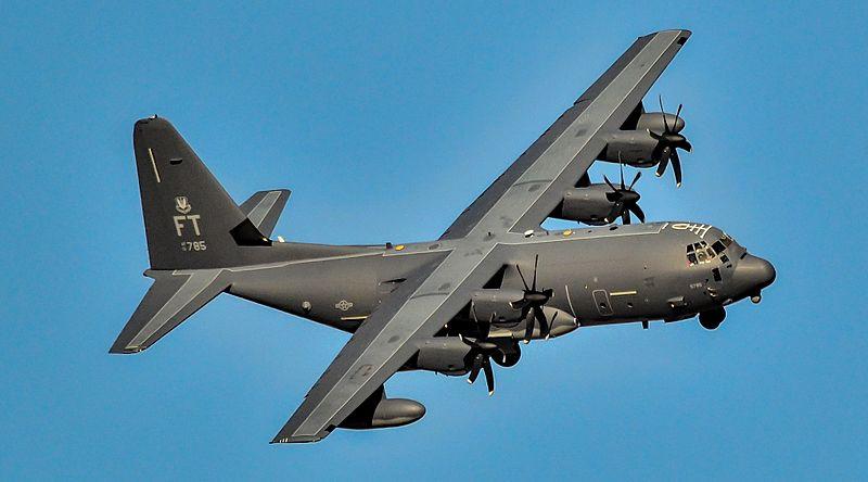 HC-130J Combat King II, pesawat angkut Raja Pertempuran USAF