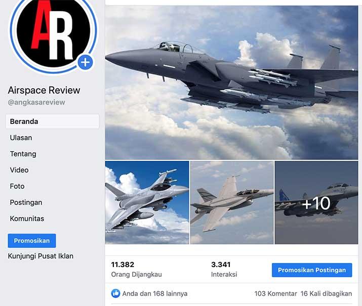 Polling pesawat pengganti F-5